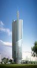 南京第二长途电信枢纽0002,南京第二长途电信枢纽,国内建筑设计案例,主体 高楼 宏伟