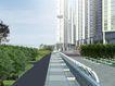 南海艺术中心设计方案0004,南海艺术中心设计方案,国内建筑设计案例,城市 路面 绿化