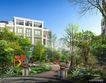 博雅新城0002,博雅新城,国内建筑设计案例,绿色 季节 风景