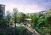 博雅新城0005,博雅新城,国内建筑设计案例,园林 植物 自然
