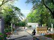 博雅新城0006,博雅新城,国内建筑设计案例,车子 公共场所 树木
