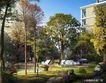 博雅新城0007,博雅新城,国内建筑设计案例,花园 绿化 环何