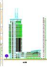 合肥电力公司电网生产调度楼0002,合肥电力公司电网生产调度楼,国内建筑设计案例,