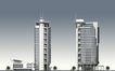 合肥电力公司电网生产调度楼0003,合肥电力公司电网生产调度楼,国内建筑设计案例,
