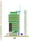 合肥电力公司电网生产调度楼0035,合肥电力公司电网生产调度楼,国内建筑设计案例,