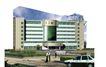 四川省阿坝监狱0001,四川省阿坝监狱,国内建筑设计案例,白天 车子 标志