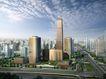 国贸三期0001,国贸三期,国内建筑设计案例,天空 高楼 城市