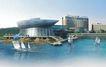 威海金海湾国际饭店0002,威海金海湾国际饭店,国内建筑设计案例,