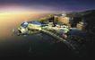 威海金海湾国际饭店0003,威海金海湾国际饭店,国内建筑设计案例,