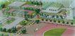 学校景观0012,学校景观,国内建筑设计案例,