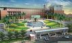 学校景观0022,学校景观,国内建筑设计案例,