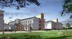 安徽师范大学新小区总体规划设计0010,安徽师范大学新小区总体规划设计,国内建筑设计案例,