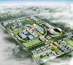 安徽财贸学院龙湖东校区校园总体规划设计0011,安徽财贸学院龙湖东校区校园总体规划设计,国内建筑设计案例,