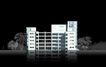 安徽财贸学院龙湖东校区校园总体规划设计0014,安徽财贸学院龙湖东校区校园总体规划设计,国内建筑设计案例,
