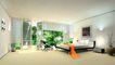 家装卧室0001,家装卧室,国内建筑设计案例,