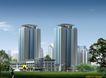小区商住楼0001,小区商住楼,国内建筑设计案例,