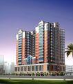 小区商住楼0003,小区商住楼,国内建筑设计案例,