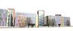 小区商住楼0007,小区商住楼,国内建筑设计案例,
