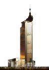 山东广播电视综合业务楼0001,山东广播电视综合业务楼,国内建筑设计案例,