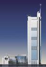 山东广播电视综合业务楼