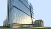 山东省国土资源综合楼0001,山东省国土资源综合楼,国内建筑设计案例,