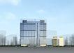 山东省国土资源综合楼0011,山东省国土资源综合楼,国内建筑设计案例,