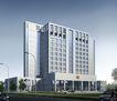 巢湖国家税务局办公楼设计方案0004,巢湖国家税务局办公楼设计方案,国内建筑设计案例,