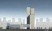 巢湖国家税务局办公楼设计方案0008,巢湖国家税务局办公楼设计方案,国内建筑设计案例,