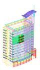 广厦经典0010,广厦经典,国内建筑设计案例,