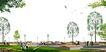 广场绿化环境设计0083,广场绿化环境设计,国内建筑设计案例,