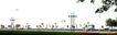广场绿化环境设计0120,广场绿化环境设计,国内建筑设计案例,