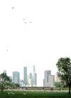 广场绿化环境设计0136,广场绿化环境设计,国内建筑设计案例,