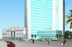 广武酒店0001,广武酒店,国内建筑设计案例,商楼