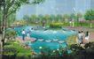 成都青城阳光花园0001,成都青城阳光花园,国内建筑设计案例,