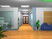 普莱克斯办公楼0002,普莱克斯办公楼,国内建筑设计案例,木地板