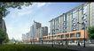 步行街0004,步行街,国内建筑设计案例,