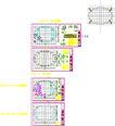 洛阳网球馆2006施工图0012,洛阳网球馆2006施工图,国内建筑设计案例,