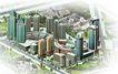 涪陵文化广场0004,涪陵文化广场,国内建筑设计案例,