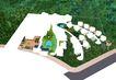 涪陵温泉城0014,涪陵温泉城,国内建筑设计案例,