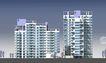深圳滨福庭园0012,深圳滨福庭园,国内建筑设计案例,