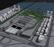 珠海珠澳海关0004,珠海珠澳海关,国内建筑设计案例,