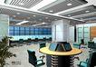 电脑城装修设计0010,电脑城装修设计,国内建筑设计案例,椅子 屏幕 盆栽