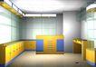 电脑城装修设计0023,电脑城装修设计,国内建筑设计案例,