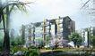 绵阳小岛花园-安达卢西亚0010,绵阳小岛花园-安达卢西亚,国内建筑设计案例,