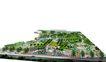 绿景翠庭0002,绿景翠庭,国内建筑设计案例,