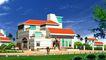 美丽殿别墅区0003,美丽殿别墅区,国内建筑设计案例,道路 侧身 效果图