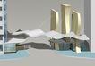 西南医院0005,西南医院,国内建筑设计案例,