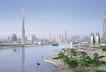 规划建筑0001,规划建筑,国内建筑设计案例,河流 都市 规划