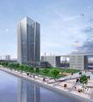 规划建筑0003,规划建筑,国内建筑设计案例,倒影 高空 休闲
