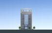警备局办公楼0011,警备局办公楼,国内建筑设计案例,